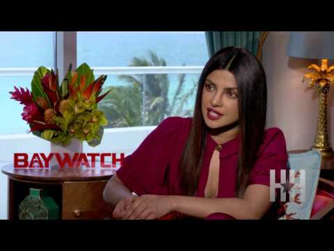 Priyanka Chopra Reveals Surprising Secret About Her Character In 'Baywatch'