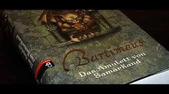Das Amulett von Samarkand Bartimäus #1 Jonathan Stroud Hörbuch