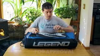 Legend XT720 Recurve Backpack