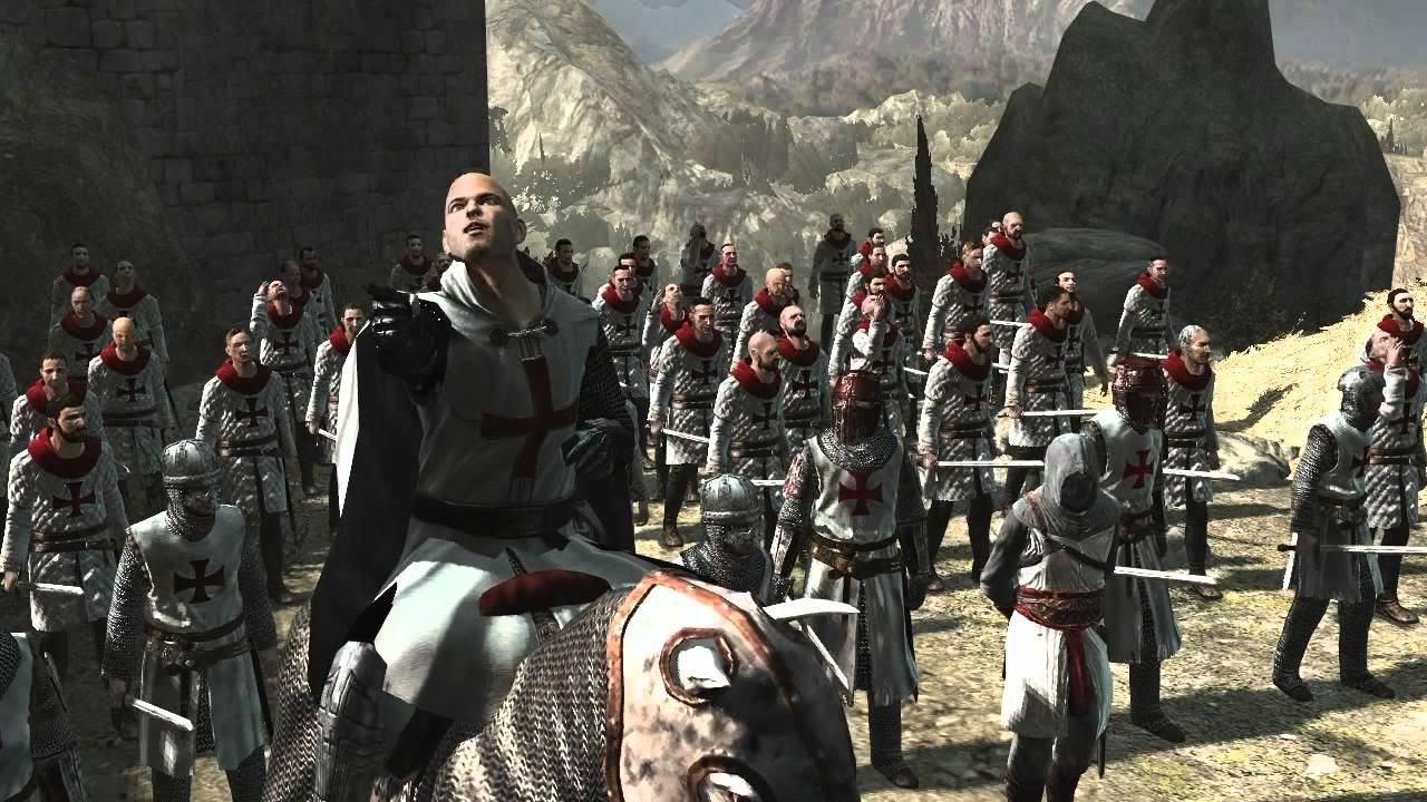 Assassin's Creed (PC) [HD] Mem #1 Solomon's Temple, Masyaf ...