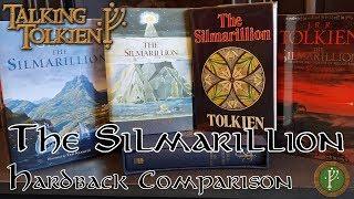 The Silmarillion Hardback Book Comparison Video