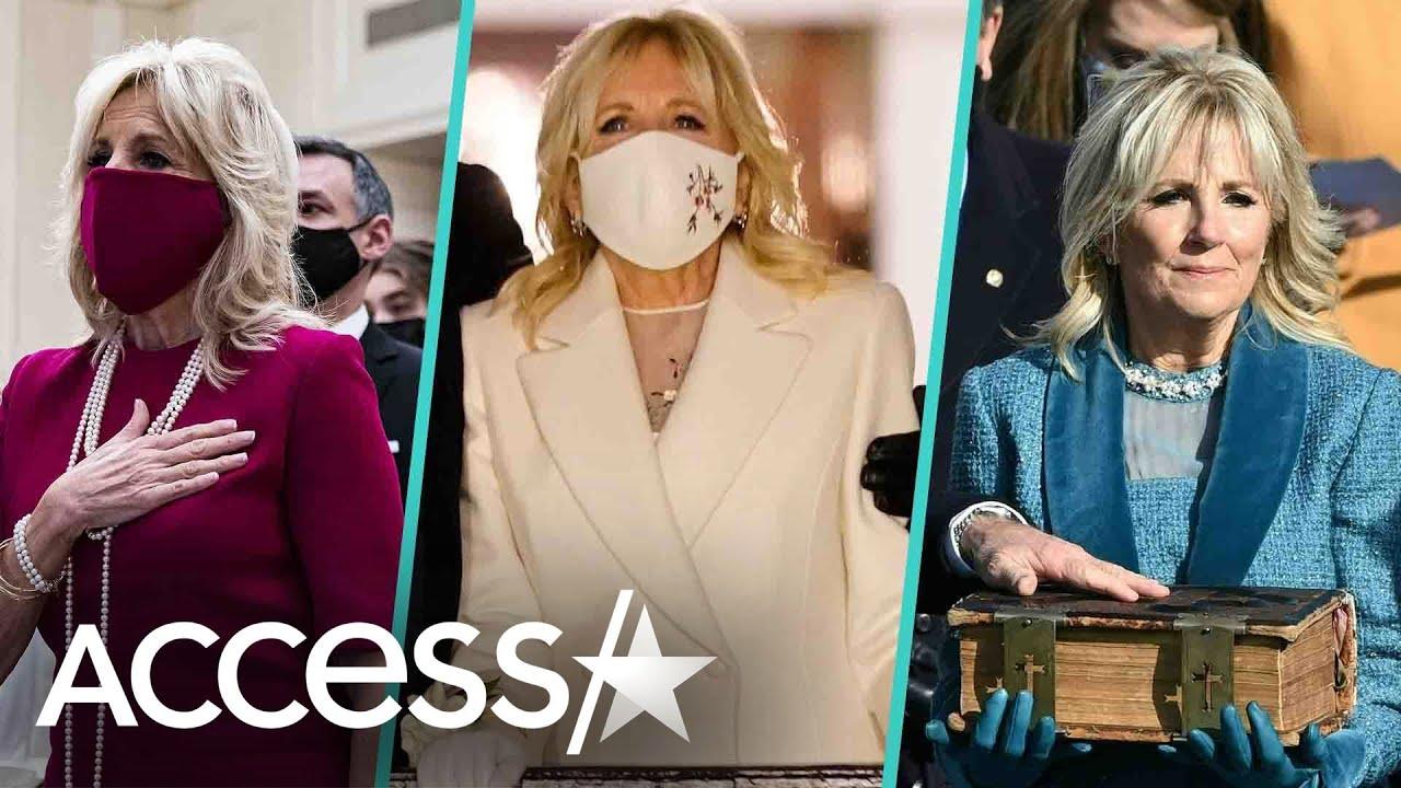 Jill Biden's First Lady Fashion