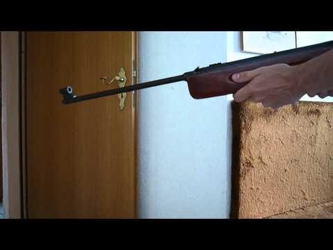 Luftgewehr Haenel 311 ( 3.112 )  Kal. 4,5mm / .177 HD