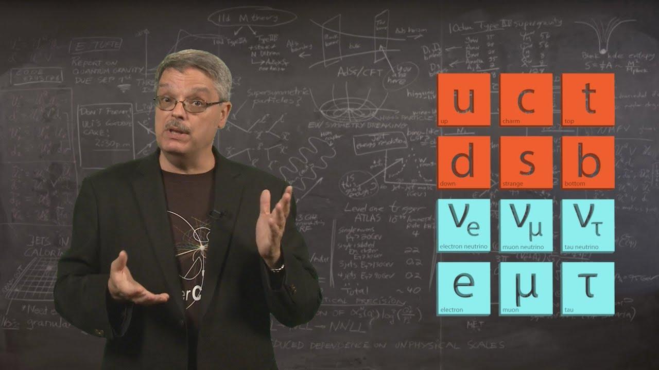 Don Lincoln: Welches sind die kleinsten Bausteine des Universums?
