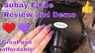 Subay E-file review and Demo and My Favorite Bits! | Very Affordable!