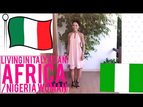 Living In ITALY 🇮🇹 As An Africa Woman|The Good And The Bad|My Own Experience