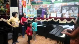 Lớp học Thanh nhạc cho thiếu nhi và người lớn đt quận Tây Hồ 0946836968
