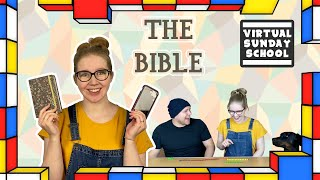 How well do you know THE BIBLE?  Virtual Sunday School