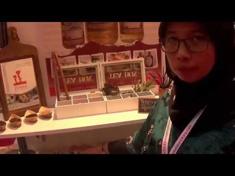 Indonesian organic coconut oils featured at Sial Canada 2015