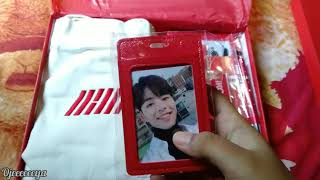 Unboxing iKON New Kids: Repackage Album Red Version (My