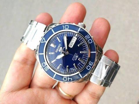 (Trên tay) Seiko Diver SNZH53J1