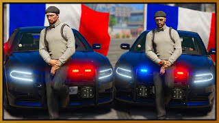 GTA 5 Roleplay - I BECOME POLICE INSPECTOR | RedlineRP