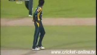 Sri Lanka v Pakistan 2009 T 20 20 Colombo 12 August 2009 part2