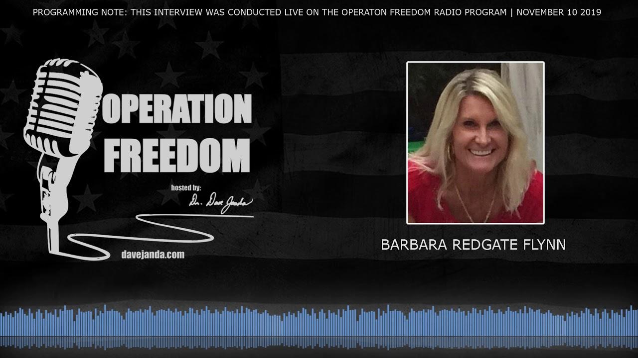 Operation Freedom - Barbara Flynn Redgate