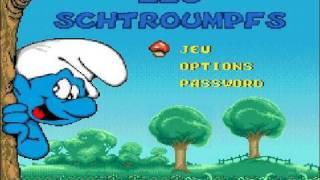 Review Les Schtroumpfs
