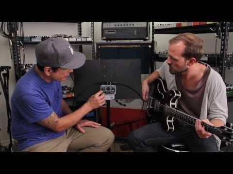 Demo: The Soundblox 2 OFD Guitar microModeler