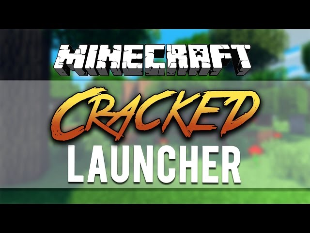 cracked minecraft launcher unblocked games