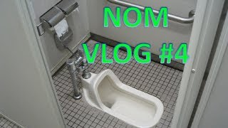 Play Video 'NOMVLOG#15 squatter toilets/smelling peppers/korean tvshow'