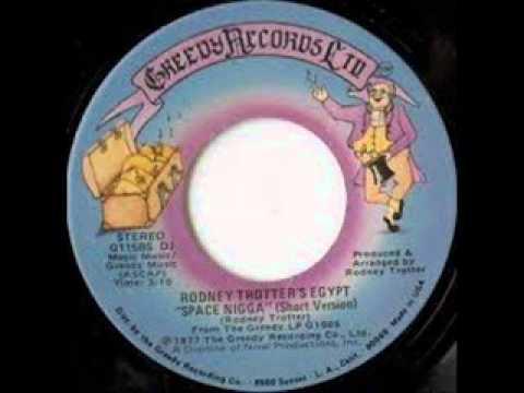 rodney trotter's egypt   space nigga 1977