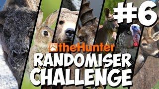 THE HIGHWAYMAN CODE  - theHunter 2016 Randomiser Challenge #6 w/leeroy