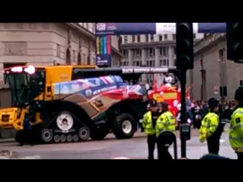 The Lord Mayor's Show In London
