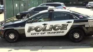 City of Yonkers NY Police Department - Getting Information To/From the Streets