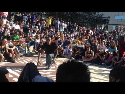 Oakland Art and Soul Turf Battle