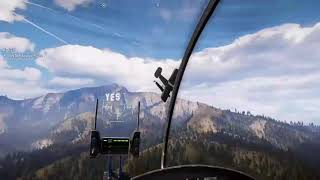 Far Cry 5: Patriots Football Comment (Funny Moments)