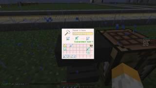 Tutoriál: Jak opravit nástroje/meče v minecraftu?