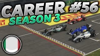 F1 2016 Career Mode Part 56: WHAT A FINISH