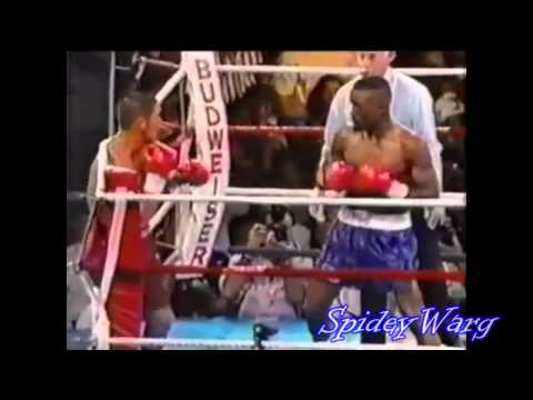 """Pernell """"Sweet Pea"""" Whitaker: The High-Wizard of Defensive Boxing"""