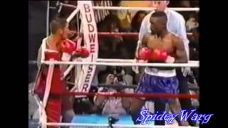 "Pernell ""Sweet Pea"" Whitaker: The High-Wizard of Defensive Boxing"