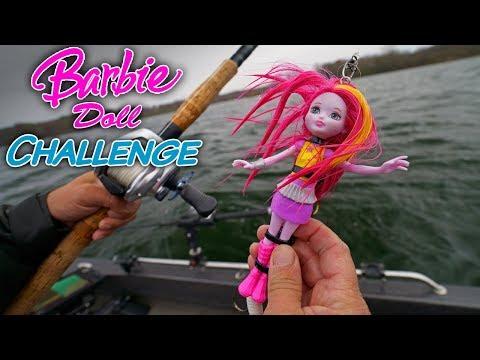 BARBIE DOLL Pike Challenge?