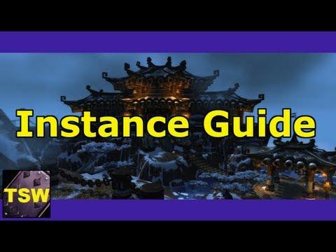 MoP Instance - Shado-Pan Monastery Walkthrough Dungeon Guide Warrior Tank PoV With Tsw