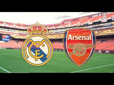 PREVIEW | Real Madrid vs Arsenal (International Champions Cup)