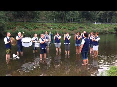 """Cool Water Challenge 2014 Tambourcorps """"Einigkeit"""" Werdohl e.V."""