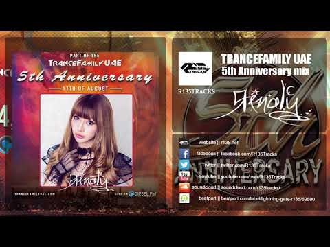 Rinaly - Trance Family UAE 5th Anniversary Mix