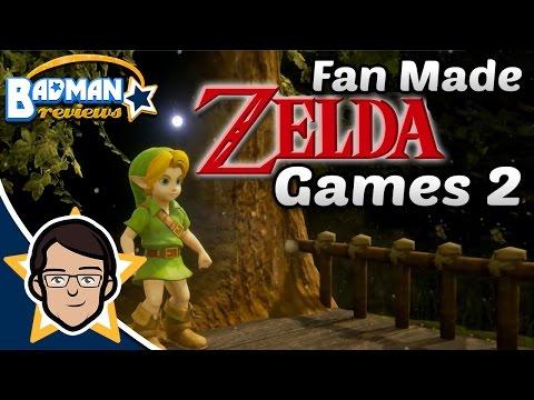 Fan Made Zelda Games 2 - Badman