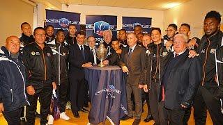 Coupe de France (32es) : l'AS Excelsior veut profiter de l'événement