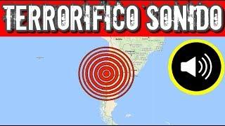 ASÍ SE ESCUCHO EL SISMO TEMBLOR TONGOY COQUIMBO CHILE 2019
