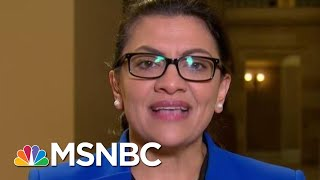 Rep. Rashida Tlaib: 'Absolutely' I Still Think President Trump Should Be Impeached | All In | MSNBC