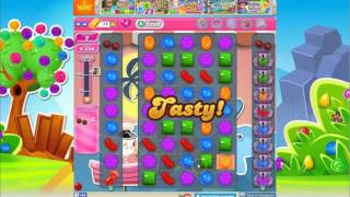 Candy Crush Saga Level 1539 (with Booster)