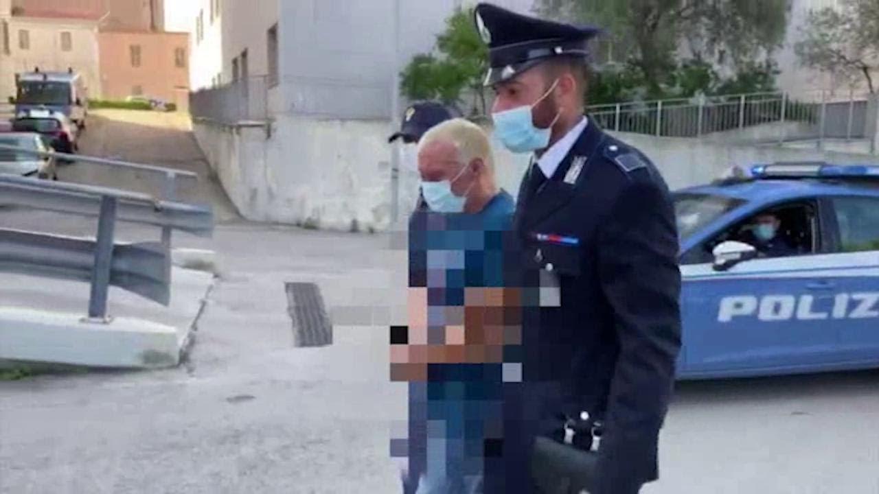 Download Sardegna, catturato Johnny Lo Zingaro: l'arresto della polizia
