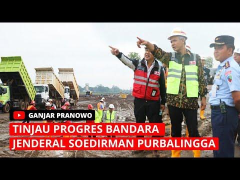 Melihat Progres Pembangunan Bandara Jenderal Soedirman Purbalingga