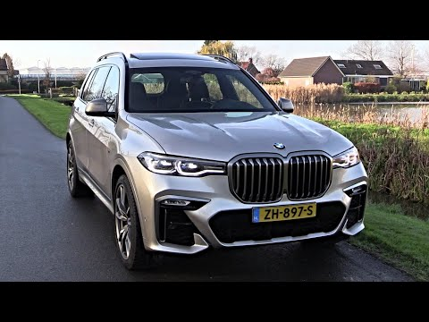 2020 BMW X7 - XDrive M50D FULL REVIEW Interior Exterior Infotainment