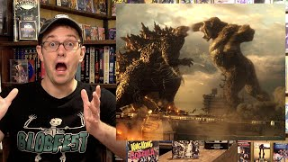 Godzilla vs. Kong Review - Cinemassacre