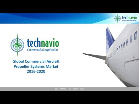 Global Commercial Aircraft Propeller Systems Market 2016-2020