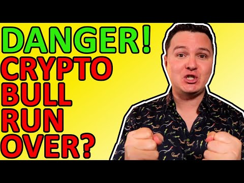 EMERGENCY!!! ALTCOIN BULL RUN OVER? WTF IS HAPPENING? Daily Crypto News