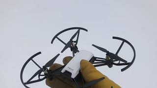 First Flight With DJI Tello With Photos And Video Footage