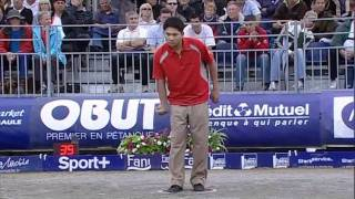 Masters de Petanque 2011  - LA BAULE